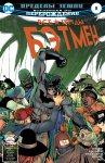 Обложка комикса Все-Звезды Бэтмен №8
