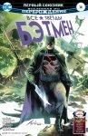 Обложка комикса Все-Звезды Бэтмен №14