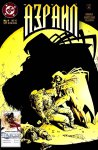 Обложка комикса Азраил №9
