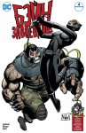 Обложка комикса Бэйн: Завоевание №4