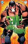 Обложка комикса Бэйн: Завоевание №12