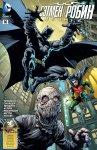 Обложка комикса Бэтмен и Робин Вечные №16
