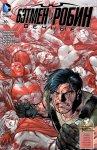 Обложка комикса Бэтмен и Робин Вечные №20
