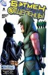 Обложка комикса Бэтмен и Отщепенцы №4