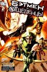 Обложка комикса Бэтмен и Отщепенцы №6