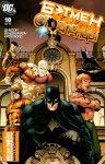 Обложка комикса Бэтмен и Отщепенцы №10