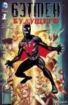 Обложка комикса Бэтмен Будущего