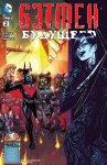 Обложка комикса Бэтмен Будущего №2