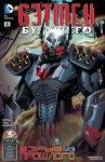 Обложка комикса Бэтмен Будущего №6