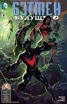 Обложка комикса Бэтмен Будущего №10