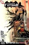Обложка комикса Бэтмен: Улицы Готэма №11