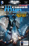 Обложка комикса Синий Жук №11