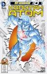 Обложка комикса Капитан Атом