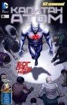 Обложка комикса Капитан Атом №10