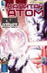 Обложка комикса Капитан Атом №11