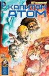 Обложка комикса Капитан Атом №12