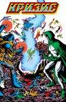 Обложка комикса Кризис На Бесконечных Землях №10