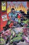 Обложка комикса Doom: По Колено В Мертвецах