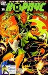 Обложка комикса Корпус Зеленых Фонарей №16