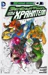 Обложка комикса Зеленый Фонарь: Новые Хранители
