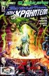 Обложка комикса Зеленый Фонарь: Новые Хранители №3