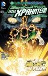 Обложка комикса Зеленый Фонарь: Новые Хранители №14