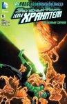 Обложка комикса Зеленый Фонарь: Новые Хранители №15