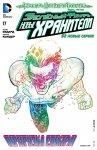 Обложка комикса Зеленый Фонарь: Новые Хранители №17