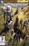 Обложка комикса Интернациональная Лига Справедливости №12