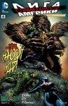 Обложка комикса Лига Справедливости Америки №4