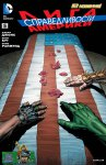 Обложка комикса Лига Справедливости Америки №5