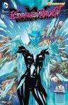 Обложка комикса Лига Справедливости Америки №7