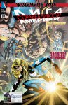 Обложка комикса Лига Справедливости Америки №10
