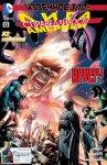 Обложка комикса Лига Справедливости Америки №12