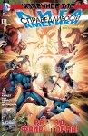 Обложка комикса Лига Справедливости Америки №13