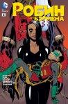 Обложка комикса Робин: Сын Бэтмена №5