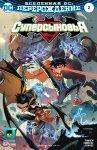 Обложка комикса Суперсыновья №2