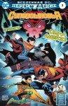 Обложка комикса Суперсыновья №3