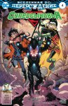 Обложка комикса Суперсыновья №4