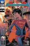 Обложка комикса Суперсыновья №16