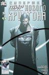 Обложка комикса Супермен: Мир Нового Криптона №5