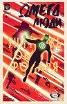 Обложка комикса Омега Люди №11