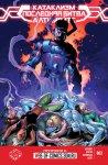 Обложка комикса Катаклизм: Последняя Битва Алтимейтс №3