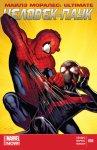 Обложка комикса Майлз Моралес: Современный Человек-Паук №4