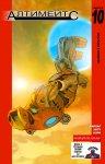 Обложка комикса Альтимейтс №10