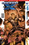 Обложка комикса Современные Люди Икс №3