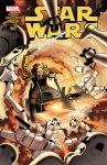 Обложка комикса Звездные Войны №3