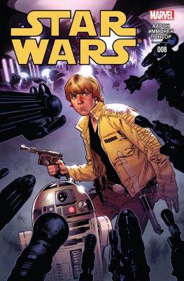 Серия комиксов Звездные Войны №8