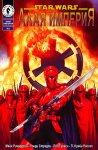 Обложка комикса Звездные Войны: Алая Империя №1