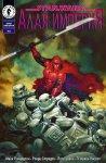 Обложка комикса Звездные Войны: Алая Империя №3